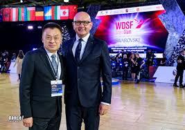 Welcome Mr. Ivo Ferriani! | World DanceSport Federation at  worlddancesport.org