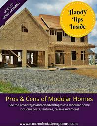 pros and cons of modular homes