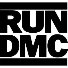 Run Dmc Decal Sticker Run Dmc Logo Decal Thriftysigns