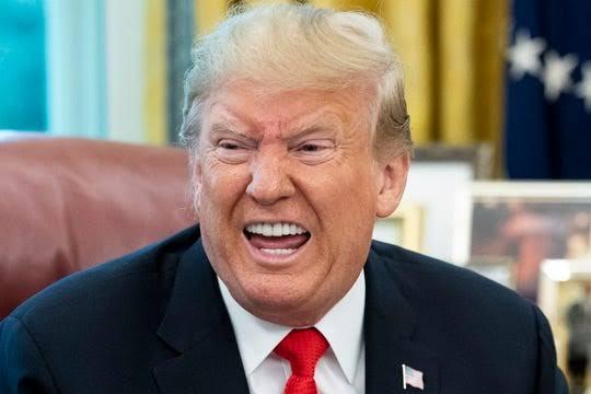 Resultado de imagen de Trump