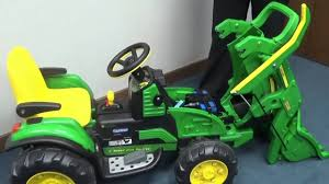 finding your battery tractors with