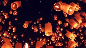 lantern sky lanterns wallpapers hd