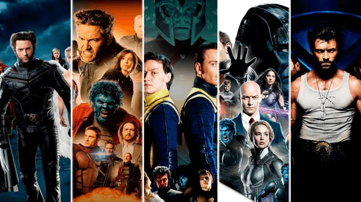 The film portrayals of X-Men have all revolved around a limited number of mutants
