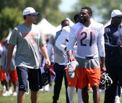 Bears safeties Ryan Mundy, Brock Vereen eager to showcase physical talents  - Capital Gazette