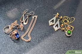 how to sell gold jewelry 12 steps