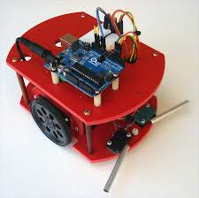 build your first robot with plans and