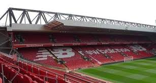 liverpool reveal new anfield road end