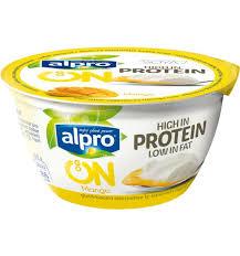 alpro yoghurts 3 for 4 vegan steals