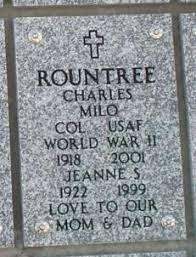Rhea Jeanne Schwendiman Rountree (1922-1999) - Find A Grave Memorial