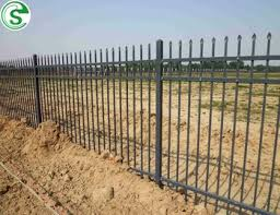 Hot Galvanized Steel Poles Ornamental Commercial Wrought Iron Fence Buy Iron Fence Steel Fence Used Wrought Iron Fencing Galvanized Steel Fence Poles Product On Alibaba Com