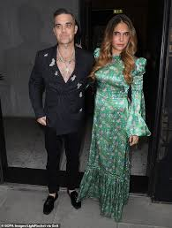 Robbie Williams was nearly beheaded by bandits in Haiti | Daily ...