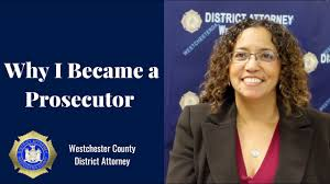 """District Attorney's Video Series: """"Why I Became a Prosecutor"""""""