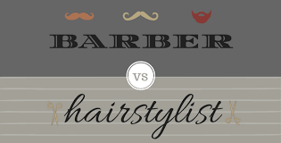 barbers vs hairdressers what s the difference evergreen
