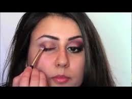 indian evening party makeup look