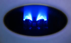 fix a gas fire that keeps going out