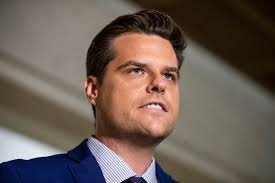 Rep. Matt Gaetz tests negative for coronavirus after contact with ...