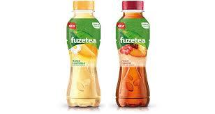 coca cola launches fuze tea in europe