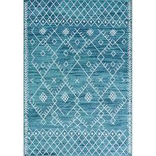 templeton ocean blue area rug rug