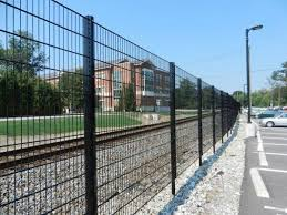 Hot Dipped Galvanized Pvc Coated Welded Wire Fence Designs China Welded Wire Fence Designs Wire Mesh Fening Made In China Com