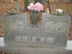 Myrtle Phillips Lowe (1921-2000) - Find A Grave Memorial