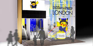 TV and Movie News Special Pokémon Center Coming to London for ...
