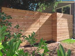 Tacoma S Modern Fence Company Wilder Outdoor Spaces
