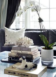 style your coffee table