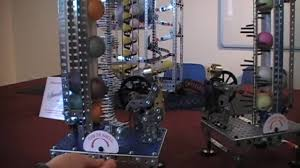 Meccano Ball Lifters by Max and Hilary Morris - YouTube