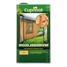 Exterior Woodcare Wood Preserver Wood Protection Jewson