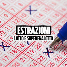 Estrazioni Lotto e SuperEnalotto del 21 marzo 2020