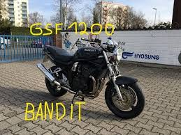 suzuki bandit 600 exhaust sound