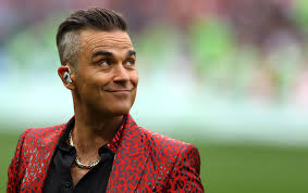 Robbie Williams Kicks Off World Cup With His Finger; Fox ...