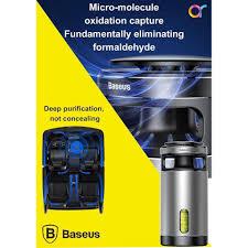 Máy khử mùi xe hơi chính hãng Baseus Formaldehyde Purifier