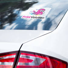 Get Your Customized Car Decal At Reasonable Pricing Printvolution