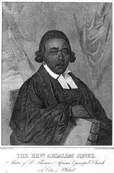 Absalom Jones - Images - The Abolition of The Slave Trade