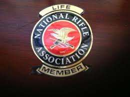 Purchase Official Nra Mylar Decal Life Member Window Bumper Gun Box Sticker Gold Motorcycle In Rockaway New Jersey Us For Us 5 99