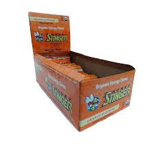 se honey stinger organic energy chews