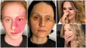 most touching makeup transformations