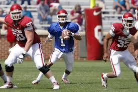 Oklahoma QB competition: Kendal Thompson injury changes the ...