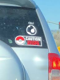 Finally A Window Decal I Can Support Pokemongo