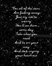 Oasis - stop crying your heart out | Words, Quotes, Inspirational ...