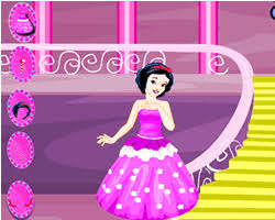 play snow white makeup for free