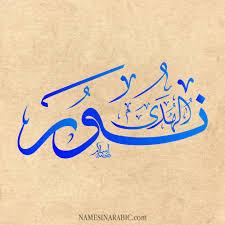 صور اسم نور الهدى قاموس الأسماء و المعاني