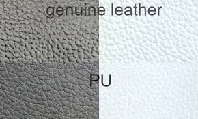 pu leather vs faux leather the