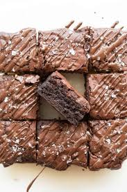 four ing flourless protein brownies