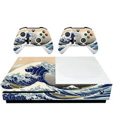 Vwaq White Marble Skins For Xbox One Slim