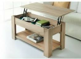 93 shelf coffee table traditional oak