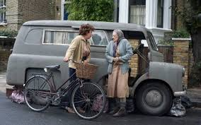 Maggie Smith on the real Lady in The Van: 'Nobody will ever ...