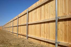 Galvanized Fence Post Wood Fence At Duckduckgo Wood Fence Fence Design Cedar Fence