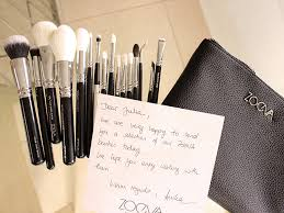 zoeva makeup brushes that is all the